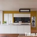 Tủ bếp gỗ công nghiệp – TVN1425