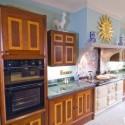 Tủ bếp gỗ tự nhiên – TVN776