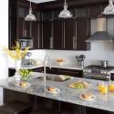 Tủ bếp gỗ tự nhiên – TVN595