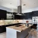 Tủ bếp gỗ công nghiệp – TVN1412
