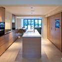 Tủ bếp gỗ công nghiệp – TVN804