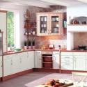 Tủ bếp gỗ tự nhiên – TVN1194