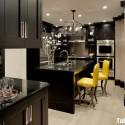 Tủ bếp gỗ tự nhiên – TVN612