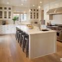 Tủ bếp gỗ tự nhiên – TVN574