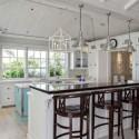 Nội thất Tủ Bếp   Tủ bếp gỗ tự nhiên – TVN455