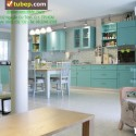 Tủ bếp gỗ tự nhiên – TVN995