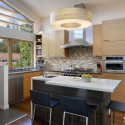 Tủ bếp gỗ công nghiệp – TVN602