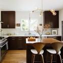 Nội thất Tủ Bếp   Tủ bếp gỗ tự nhiên – TVN336