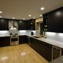 Tủ bếp MDF Laminate   TVB552