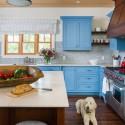 Tủ bếp gỗ tự nhiên – TVN1179