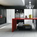 Tủ bếp gỗ MDF Acrylic – TVB592