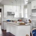 Tủ bếp gỗ tự nhiên – TVN542