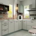 Tủ bếp gỗ MDF Laminate – TVB360