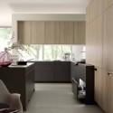 Nội thất Tủ Bếp   Tủ bếp gỗ công nghiệp – TVN453