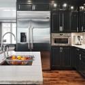 Tủ bếp gỗ tự nhiên – TVN577