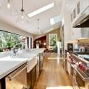 Nội thất Tủ Bếp   Tủ bếp gỗ tự nhiên – TVN363