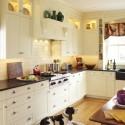 Tủ bếp gỗ tự nhiên – TVN611