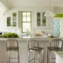 Nội thất Tủ Bếp   Tủ bếp gỗ tự nhiên – TVN356