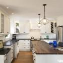 Tủ bếp gỗ tự nhiên – TVN760