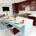 Tủ bếp gỗ tự nhiên – TVN836