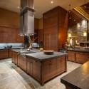 Tủ bếp gỗ tự nhiên – TVN625