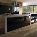 Tủ bếp gỗ công nghiệp – TVN1387
