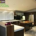 Tủ bếp gỗ công nghiệp – TVN933