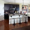 Tủ bếp gỗ tự nhiên – TVN1035