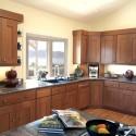 Tủ bếp gỗ tự nhiên – TVN1370