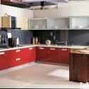 Tủ bếp gỗ MDF Laminate – TVB432