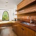Tủ bếp gỗ tự nhiên – TVN649