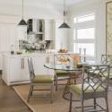 Nội thất Tủ Bếp   Tủ bếp gỗ tự nhiên – TVN370