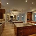 Tủ bếp gỗ công nghiệp – TVN570