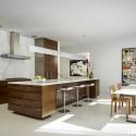 Tủ bếp gỗ MDF Acrylic – TVB531