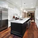Nội thất Tủ Bếp   Tủ bếp gỗ tự nhiên – TVN330