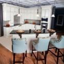 Tủ bếp gỗ tự nhiên – TVN1172