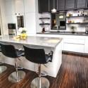 Tủ bếp gỗ MDF Acrylic – TVB653