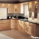 Tủ bếp gỗ Tần Bì – TVB608