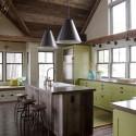 Tủ bếp tự nhiê – TVN695