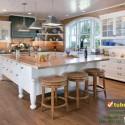 Tủ bếp gỗ tự nhiên – TVN942