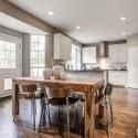 Tủ bếp gỗ tự nhiên – TVN504