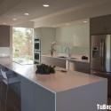 Tủ bếp gỗ công nghiệp – TVN1143