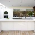 Tủ bếp gỗ MDF Acrylic – TVB540