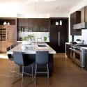 Tủ bếp gỗ công nghiệp – TVN1381
