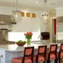 Tủ bếp gỗ tự nhiên  – TVN1198