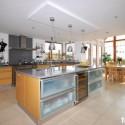 Tủ bếp gỗ công nghiệp – TVN1402