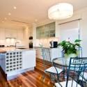 Nội thất Tủ Bếp   Tủ bếp gỗ công nghiệp – TVN348