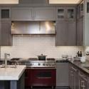 Tủ bếp gỗ tự nhiên – TVN535