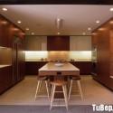 Tủ bếp gỗ công nghiệp – TVN688
