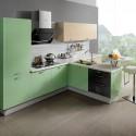Tủ bếp gỗ công nghiệp – TVN1015